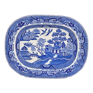 Signed Wedgwood Small Platter, Circa 1931 For Sale