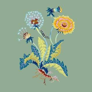 """Dandelion"" Contemporary Giclee Print by Sarah Gordon"