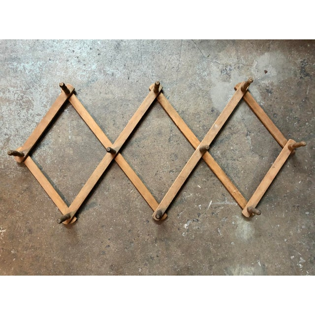 1920s French Coat Hanger For Sale - Image 4 of 5