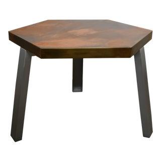 Enoshima Brown Coffee Table For Sale