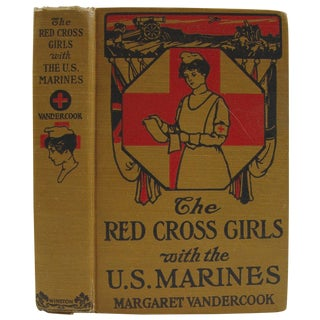 The Red Cross Girls With the Us Marines For Sale