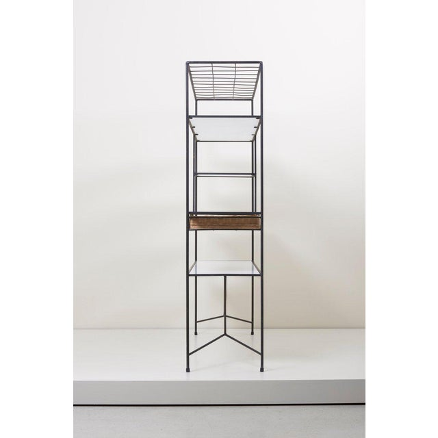 1950s Paul McCobb Room Divider or Shelf for Arbuck For Sale - Image 5 of 9