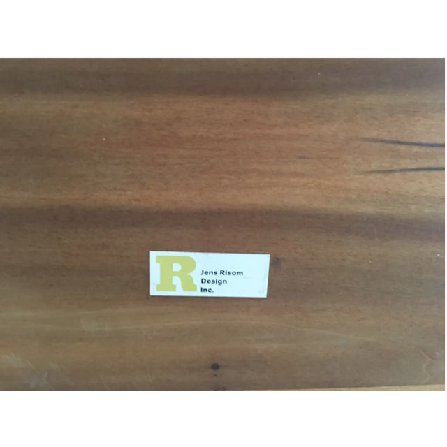 Mid-Century Modern Mid 20th Century Jens Risom Bookcase For Sale - Image 3 of 4