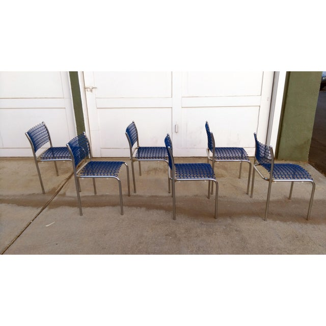 Thonet Sof-Tech Side Chairs by David Rowland - Set of 6 - Image 4 of 12