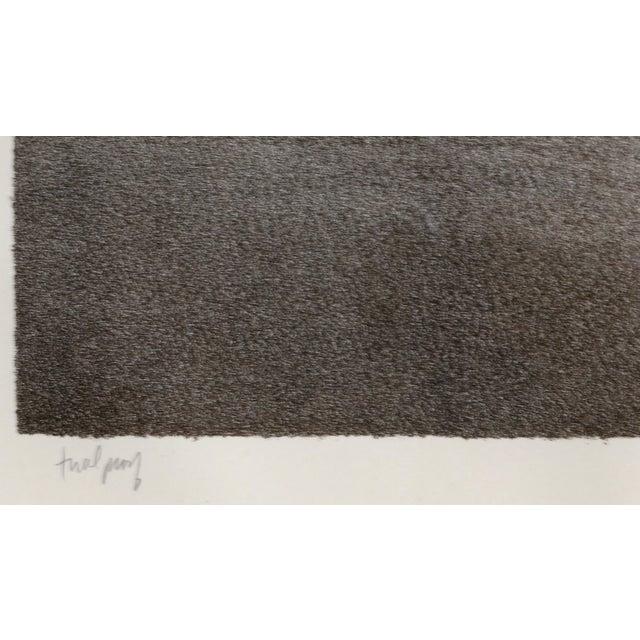 Robert Kipniss Robert Kipniss, Tual Framed Mezzotint For Sale - Image 4 of 5