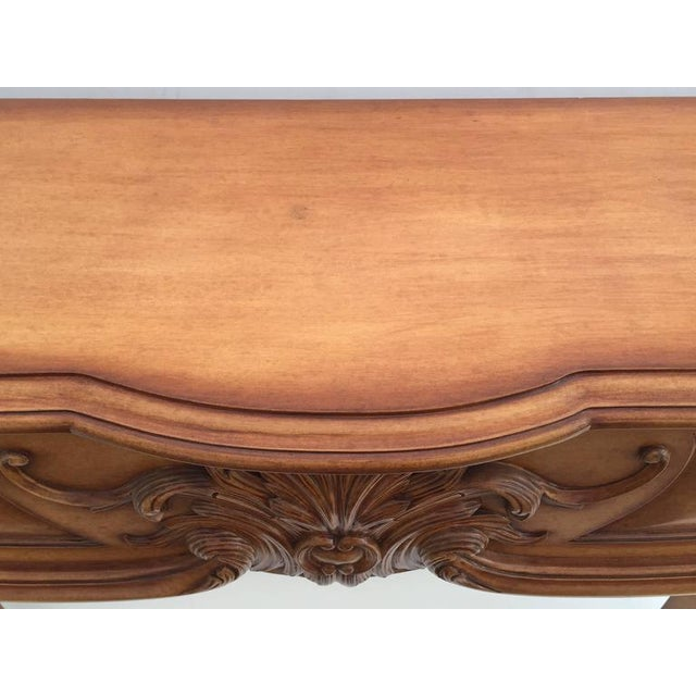 Carved Architectural Fireplace Mantel - Image 7 of 7