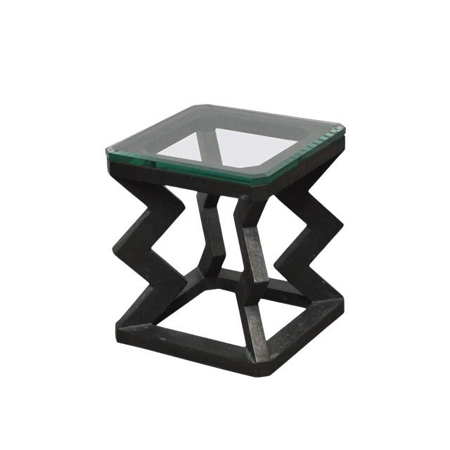 Gene Summers Bronze F15 Table For Sale
