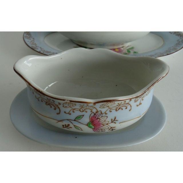 Antique Porcelain Child's Tea Set - 21 Pieces - Image 5 of 6