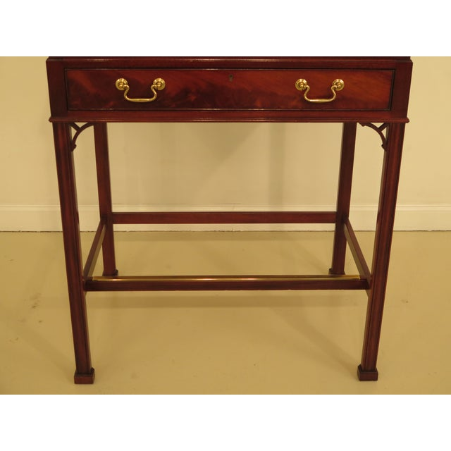 Baker Stand Up Mahogany Architect's Desk For Sale - Image 9 of 13 - Baker Stand Up Mahogany Architect's Desk Chairish
