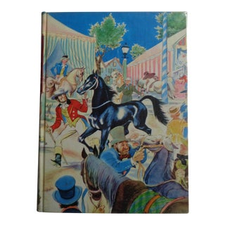 Vintage Black Beauty, Autobiography of a Horse Classic Book For Sale
