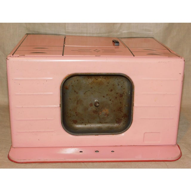 1950s Wolverine Toys Pink Sink For Sale - Image 5 of 9