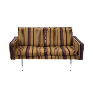 Angular Settee or Loveseat by Wolverine For Sale