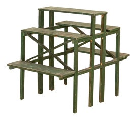 Image of Rustic Plant Stands