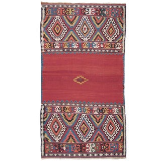 Antique Fethiye Kilim For Sale