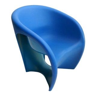 Mt1 Blue Patio Chair For Sale