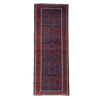 Antique Baluch Long Rug