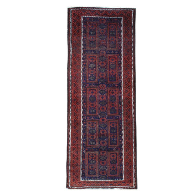 Antique Baluch Long Rug For Sale