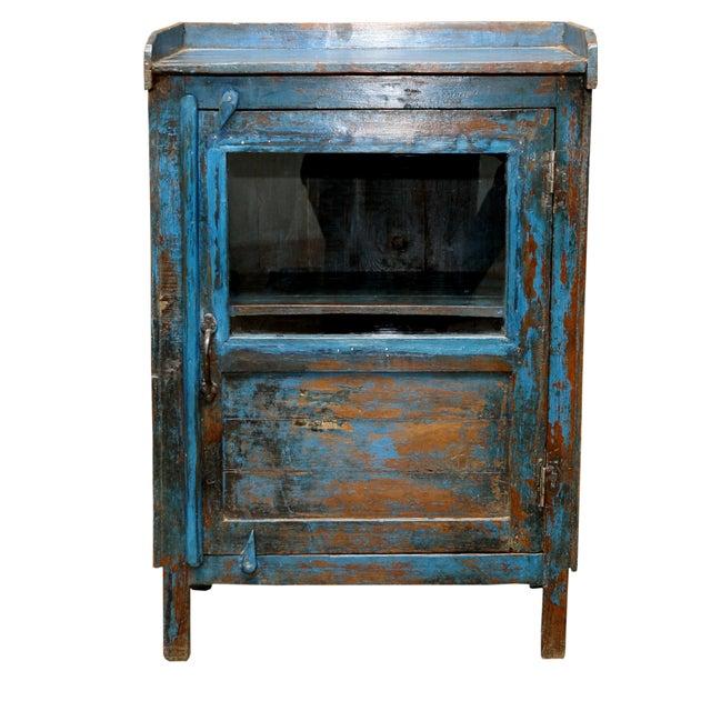 Jodhpur Painted Cabinet - Image 1 of 2