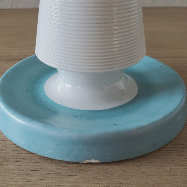 French Bistro Ironstone Match Strike For Sale - Image 4 of 7