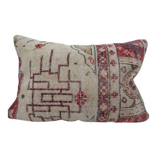 Turkish Kilim Handmade Pillow Cover For Sale