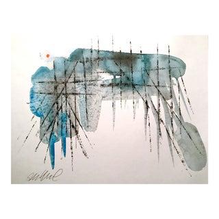 """""""Rebar 11"""" Watercolor Painting For Sale"""
