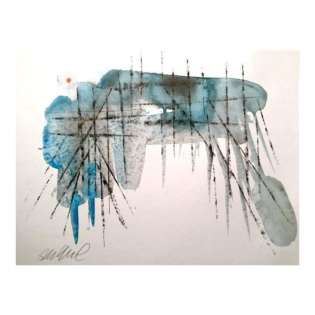 """""""Rebar 11"""" Watercolor Painting - Image 1 of 3"""