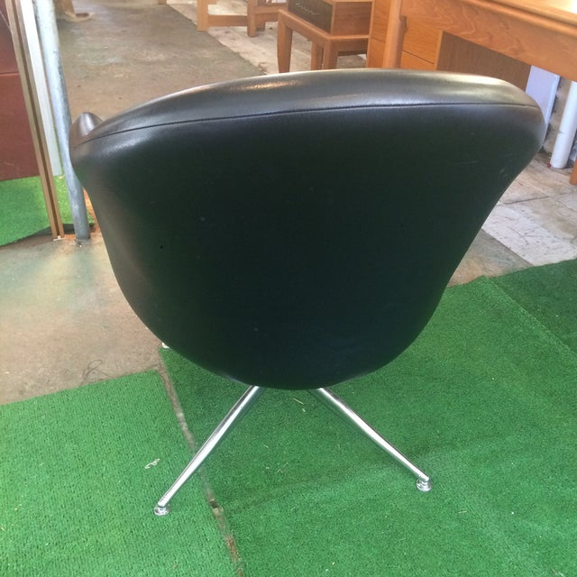 Vintage Baumritter Accent Chair For Sale In San Francisco - Image 6 of 11