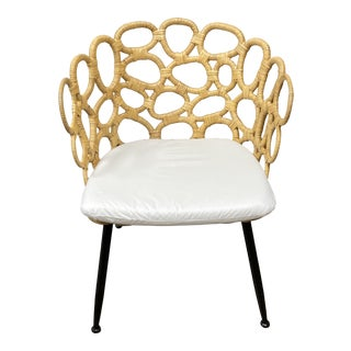 Palecek Ella Occasional Chair For Sale
