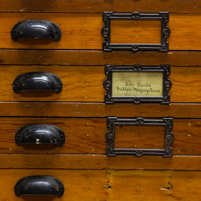 Early 20th Century Multi-Drawer Cabinet For Sale - Image 5 of 6