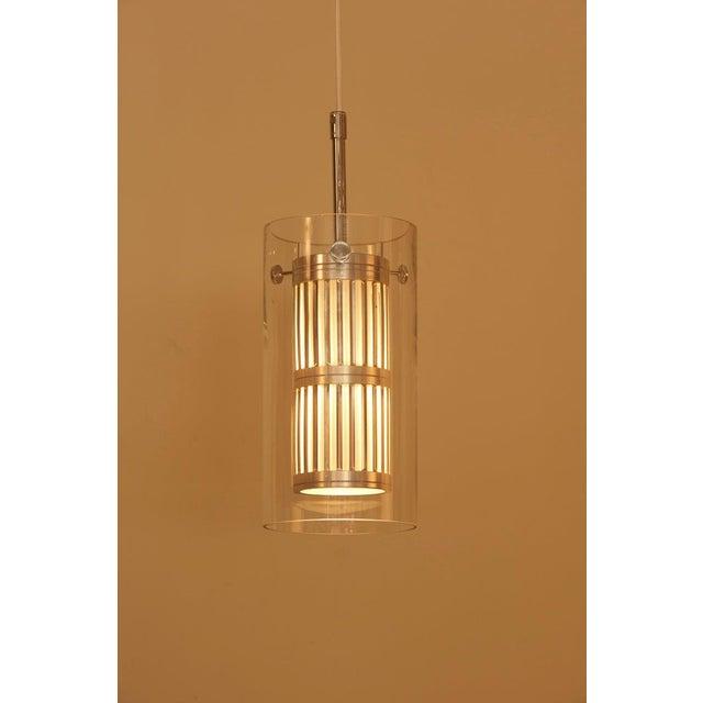 1960s Pendant Lamp in Manner of Hans Agne Jakobsson For Sale - Image 11 of 12