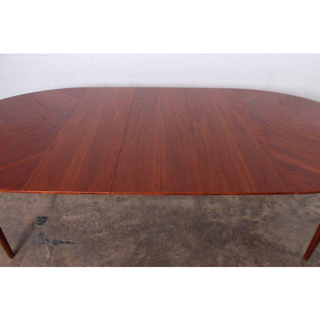 Dining Table by Finn Juhl for Baker For Sale - Image 9 of 13