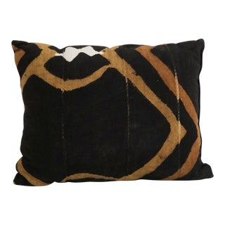 Custom African Mud Cloth Pillow
