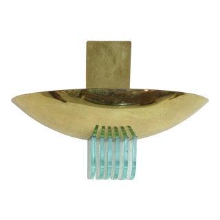 1960's Stilnovo Brass Sconce