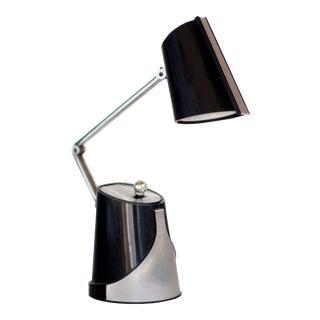 Petite Foldup Desk Lamp by Hamilton Industries, Model H-12 For Sale