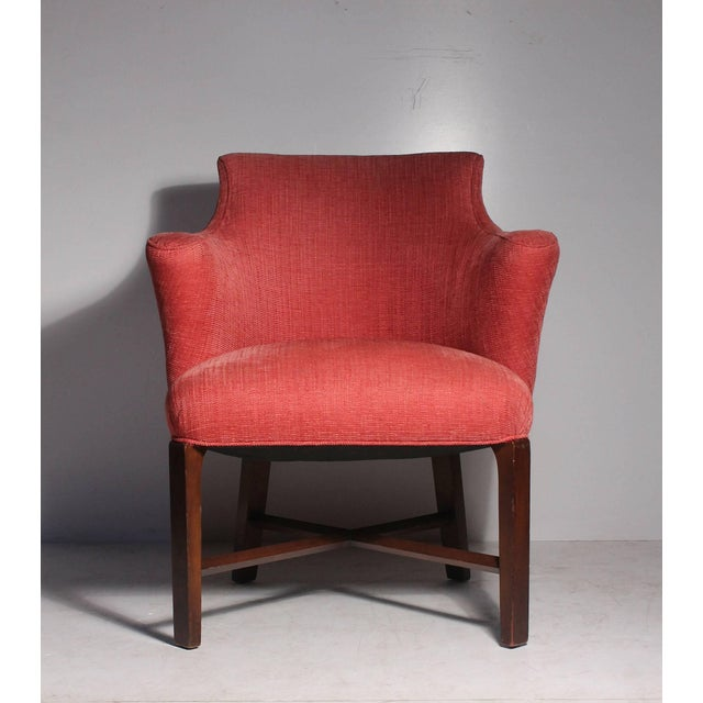 Syrie Maugham Armchairs - 4 Chairs Available - Hollywood Regency For Sale In Chicago - Image 6 of 9