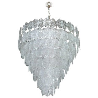 Discs Chandelier by Vistosi For Sale