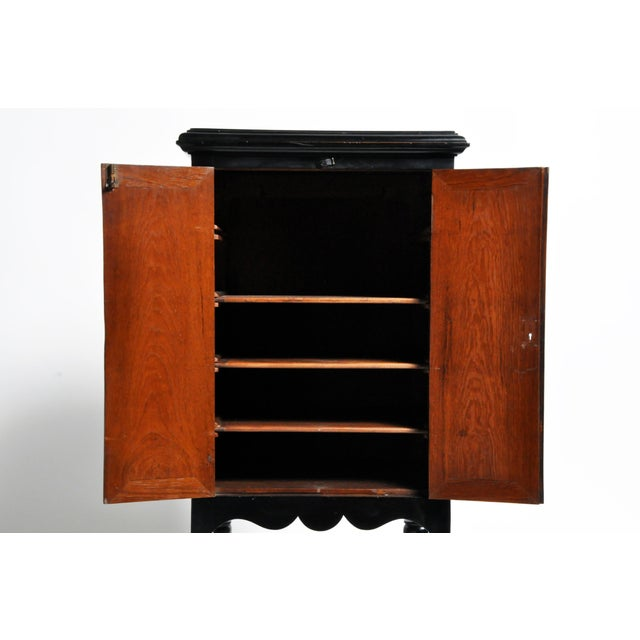 British Colonial Cabinet For Sale - Image 9 of 13