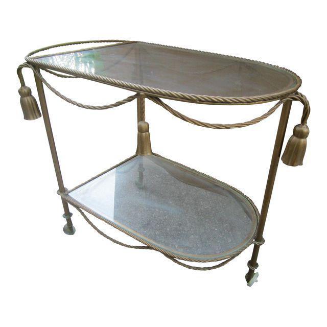 Vintage Italian Bar Cart - Image 6 of 6