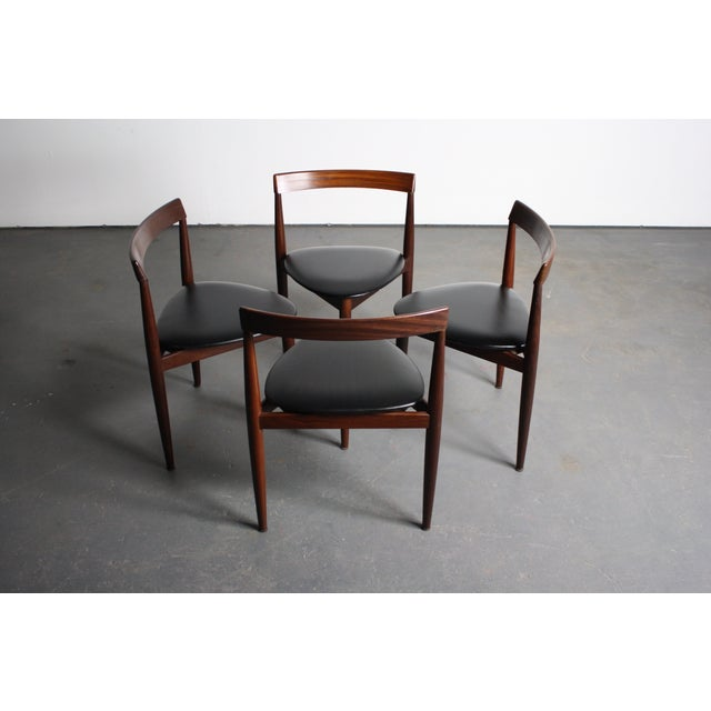 Rosewood Hans Olsen Dining Chairs - Set of 4 - Image 2 of 6
