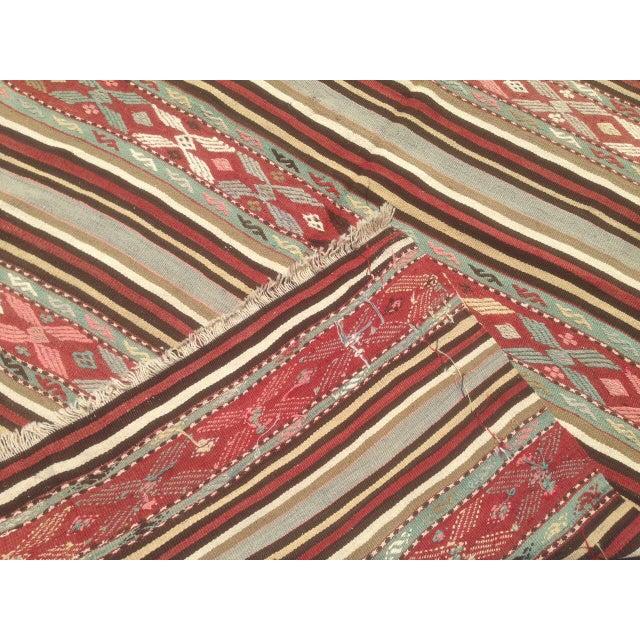 Islamic Traditional Anatolian Rug - 4′10″ × 7′ For Sale - Image 3 of 6