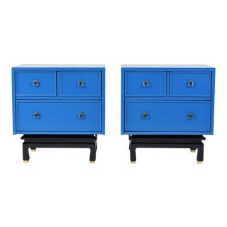 Pair of Mid-Century Modern-Style Chest of Drawers by American of Martinsville