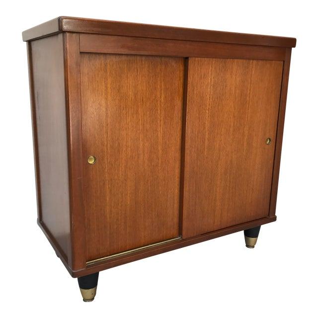 Mid-Century Walnut Sideboard - Image 1 of 9