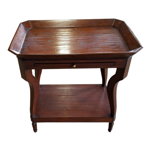 Anthology English Tray Top Chairside - Image 1 of 2