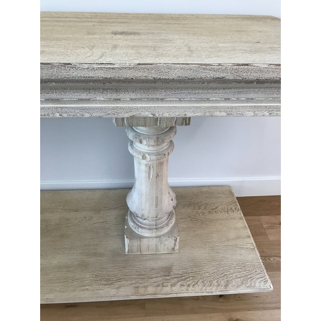 Modern History Console Table For Sale In San Diego - Image 6 of 9