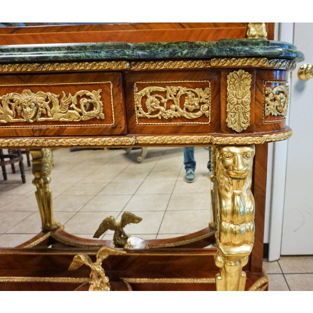 French Louis XVI-Style Sideboard - Image 3 of 8