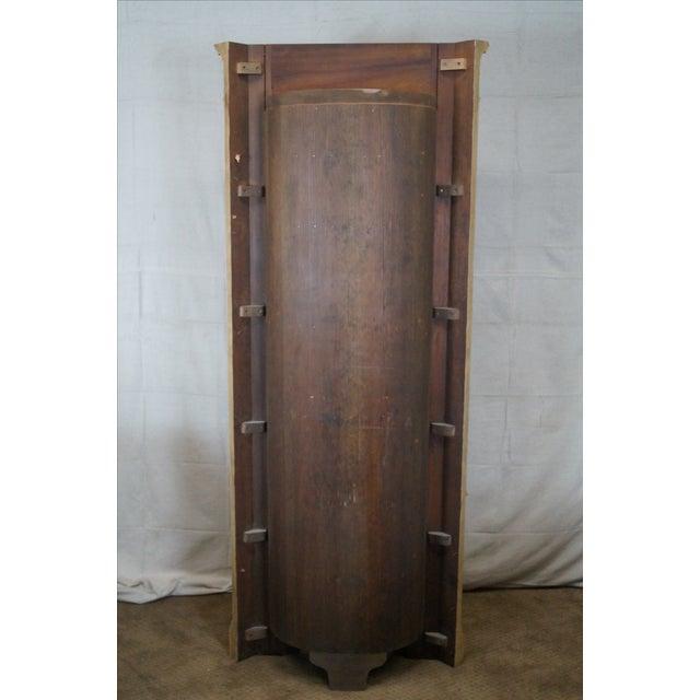 Baker Scrub Pine Architectural Corner Cabinet - Image 4 of 10
