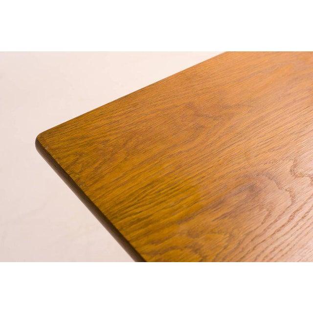 Shaker Table, C18 by Børge Mogensen For Sale - Image 9 of 10
