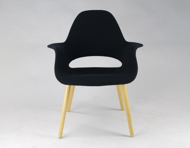 Charles Eames U0026 Eero Saarinen Vitra Organic Chair   Image 2 ...