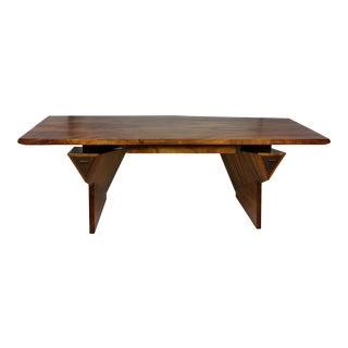 Bruce McQuilkin Koa Wood Craftsman Desk