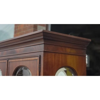 Drexel Heritage 4 Door Mahogany Living Room Lighted Curio Cabinet Preview